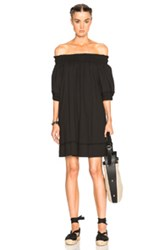 Apiece Apart Felina Dress In Black