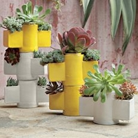 Outdoor Planters Indoor Planters And Garden Planters West Elm