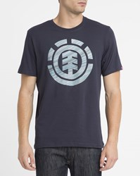 Element Blue Sunny Logo T Shirt