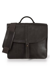Timberland 'Calexico' Leather Briefcase Black