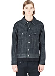 Maxwell Snow Denim Jacket Grey