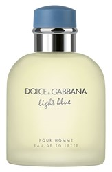 Dolce And Gabbana Beauty 'Light Blue Pour Homme' Eau De Toilette 6.7 Oz. No Color