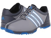 Adidas 360 Traxion Nwp Light Onix Ftwr White Shock Blue Men's Shoes Gray