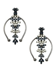 John Richmond Earrings Blue