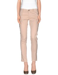Jeordie's Trousers Casual Trousers Women Sand