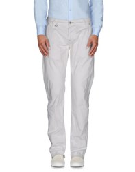 Jfour Trousers Casual Trousers Men White