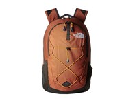 The North Face Jester Gingerbread Brown Citrine Yellow Backpack Bags Red