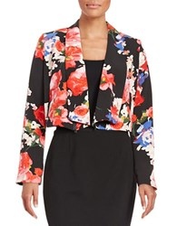 Guess Convertible Floral Blazer