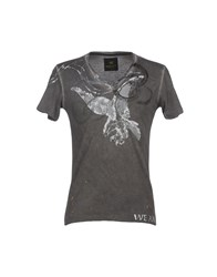 We Are Replay Topwear T Shirts Men Grey