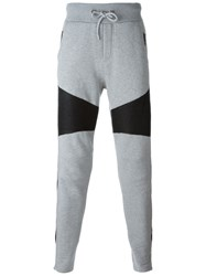 Philipp Plein 'Untold' Track Pants Grey