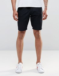 Blend Of America Blend Chino Shorts Straight Fit In Black Black