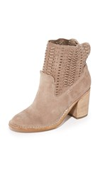 Dolce Vita Landon Booties Dark Taupe