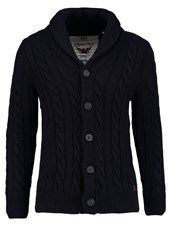 Superdry Jacob Cardigan Dark Navy Dark Blue