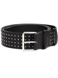 Stella Mccartney Studded Belt Black