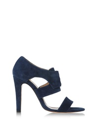 Tila March Sandals Dark Blue