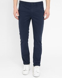 Eleven Paris Navy Raf Chinos