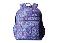 Vera Bradley Lighten Up Just Right Backpack Lilac Tapestry Backpack Bags Purple