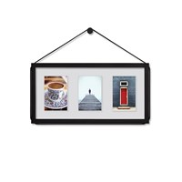 Umbra Corda Multi Photo Display Black