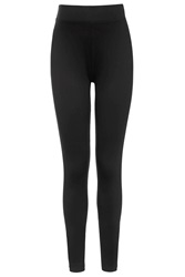 Topshop Maternity Ankle Leggings Black