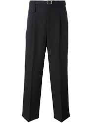 Golden Goose Deluxe Brand 'Dan' Trousers Black