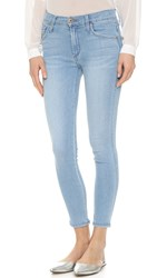 James Jeans Twiggy 5 Pocket Ankle Legging Jeans Naples