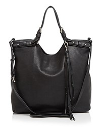 Etienne Aigner Charlotte Convertible Tote Black