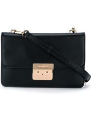 Michael Michael Kors Detachable Strap Clutch Black
