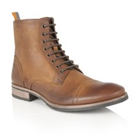 Frank Wright Marris Mens Boots Red