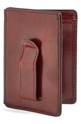 Men's Bosca 'Old Leather' Front Pocket Id Wallet