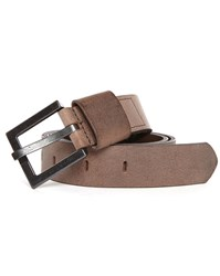 G Star Glazed Brown Duko Belt