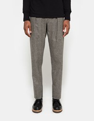 Christophe Lemaire Elasticated Pants In Verdigris