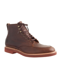 J.Crew Kenton Pacer Boots Burnished Tobacco