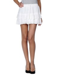 Elizabeth And James Skirts Mini Skirts Women