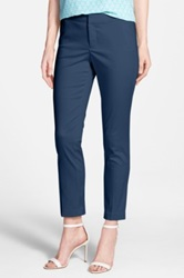Nydj Stretch Skinny Ankle Pants Regular And Petite Blue