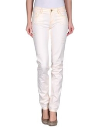Blugirl Jeans Denim Pants Ivory