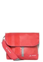 Vaude Wista S Across Body Bag Dark Red