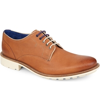 Ted Baker Titch4 Commando Derby Shoes Tan
