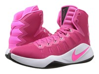 Nike Hyperdunk 2016 Vivid Pink White Black Pink Blast Men's Basketball Shoes