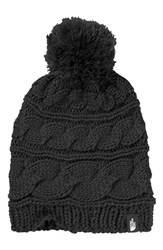 The North Face Women's 'Triple Cable Pom' Beanie Black Tnf Black