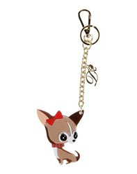Dsquared2 Small Leather Goods Key Rings Women
