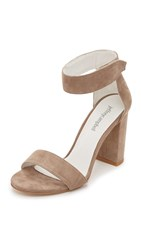 Jeffrey Campbell Lindsay Sandals Taupe