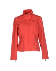 Caractere Jackets Coral