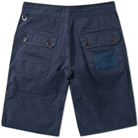 Barbour X White Mountaineering Wataka Short Blue