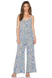 Oh My Love Wide Leg Jumpsuit White
