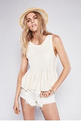 We The Free Womens Continental Peplum
