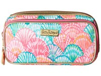 Lilly Pulitzer Make It Cosmetic Case Multi Oh Shello Cosmetic Case