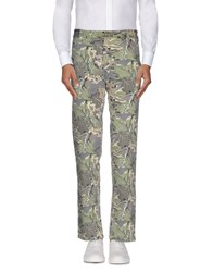 Wemoto Trousers Casual Trousers Men Military Green