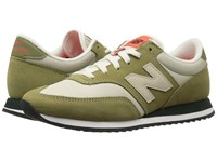 New Balance Cw620v1 Green Olive Beach Sand Women's Running Shoes