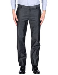 Frankie Morello Casual Pants Lead