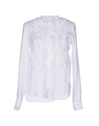 120 Lino Shirts Shirts Women White